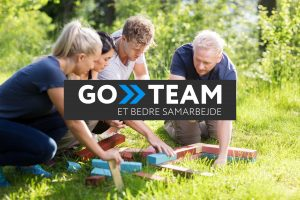 Teambuilding goteam Frederiksværk Gjethuset halsnæs events konference møde